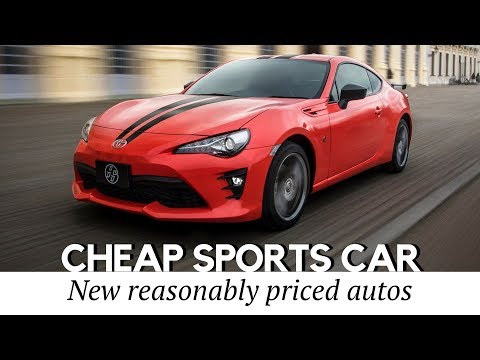 subaru brz 2 0r (2018) exterior and interior youtube10 cheapest sports cars under $30,000 (honest buying guide)