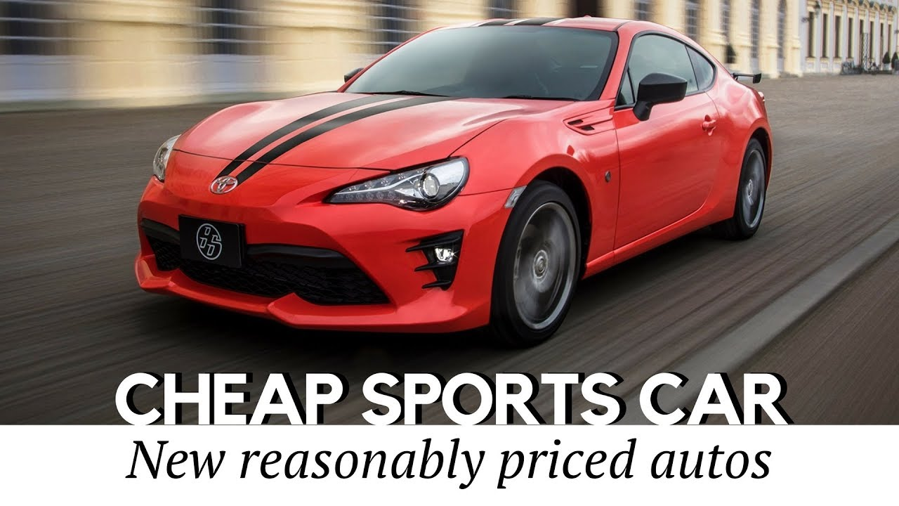 10 cheapest sports cars under 30 000 honest buying guide
