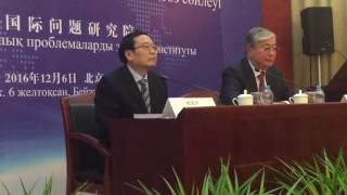Токаев продемонстрировал прекрасное владение китайским языком