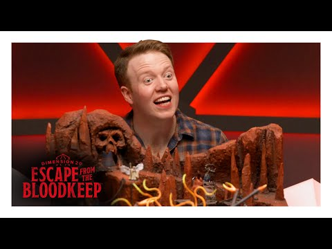 Volcano Of Violence [Full Episode] | Escape From The Bloodkeep Episode 2