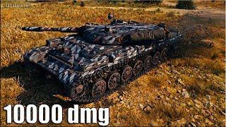 Т-100 ЛТ рекорд по урону за 8 минут 🌟🌟🌟 World of Tanks вот как играть на лт 10 уровень