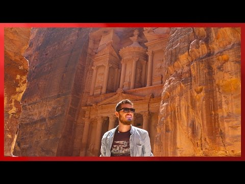 The Ancient City of Petra | Jordan Travel Vlog | Travowl Films