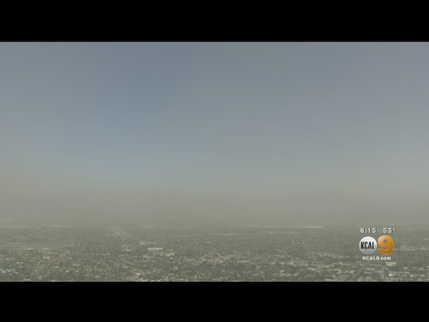 Dust Advisory Issued In Parts Of Riverside County