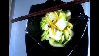 Пекинская капуста: правильно приготовленная - объедение