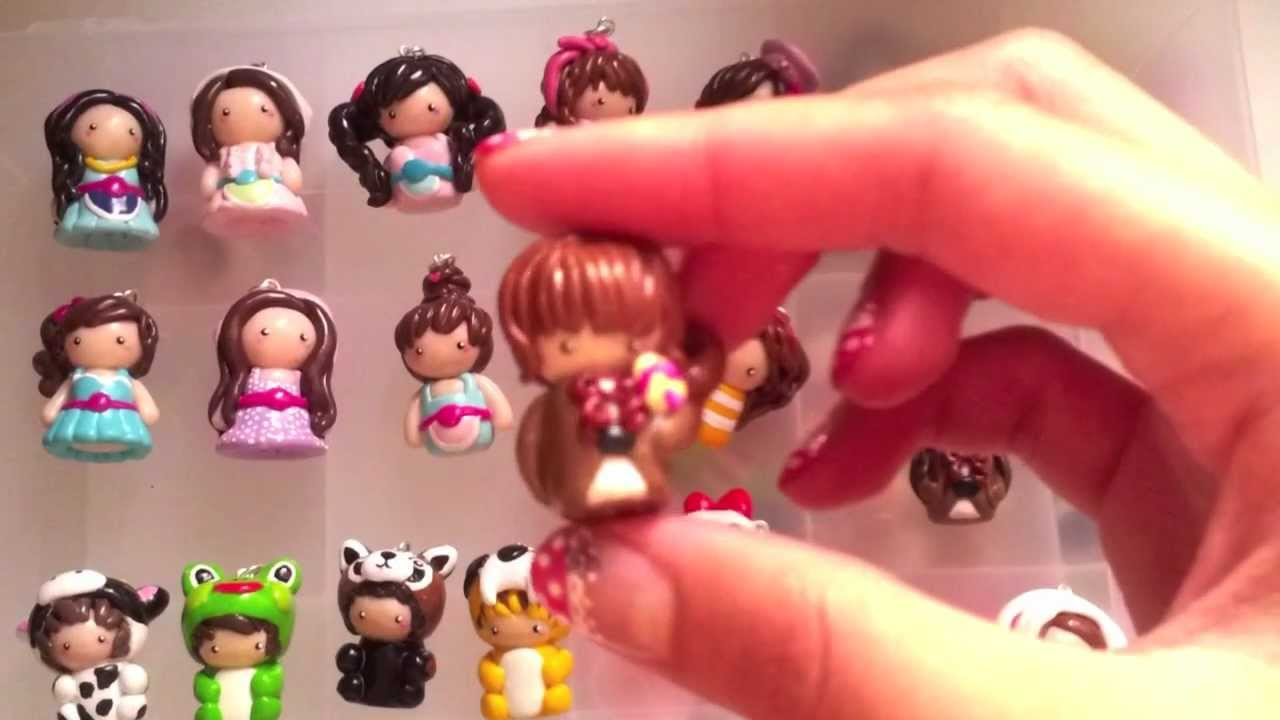 Polymer Clay KPOP Chibis Update 1  YouTube