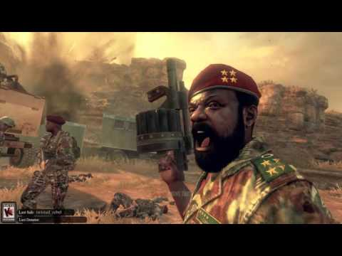 Call of Duty: Black Ops 2 Campaign Playthrough [Best Ending]