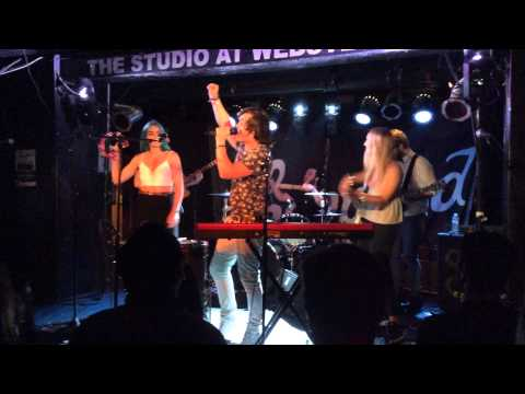SHEPPARD 09-15-14 'HOLD MY TONGUE'LIVE @ Studio At Webster Hall, NYC