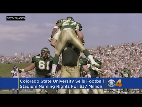 CSU Sells Naming Rights For On-Campus Football Stadium