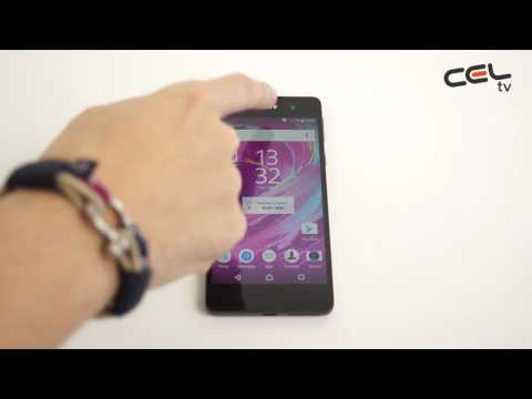 SONY Xperia E5 UNBOXING & REVIEW