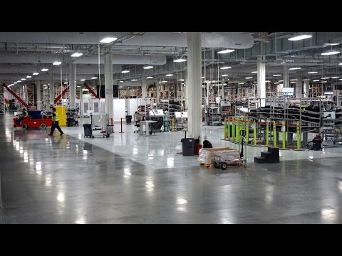 KQED NEWSROOM: Tesla Gigafactory, Republican Senate Forum, Jack Ohman Interview