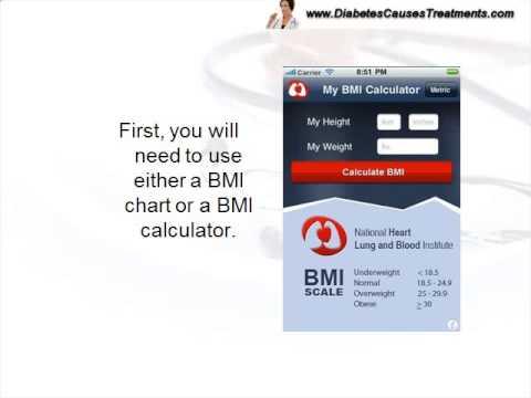 Bmi Calculator For