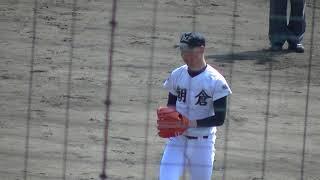 春季福岡大会 2回戦 朝倉vs柳川.