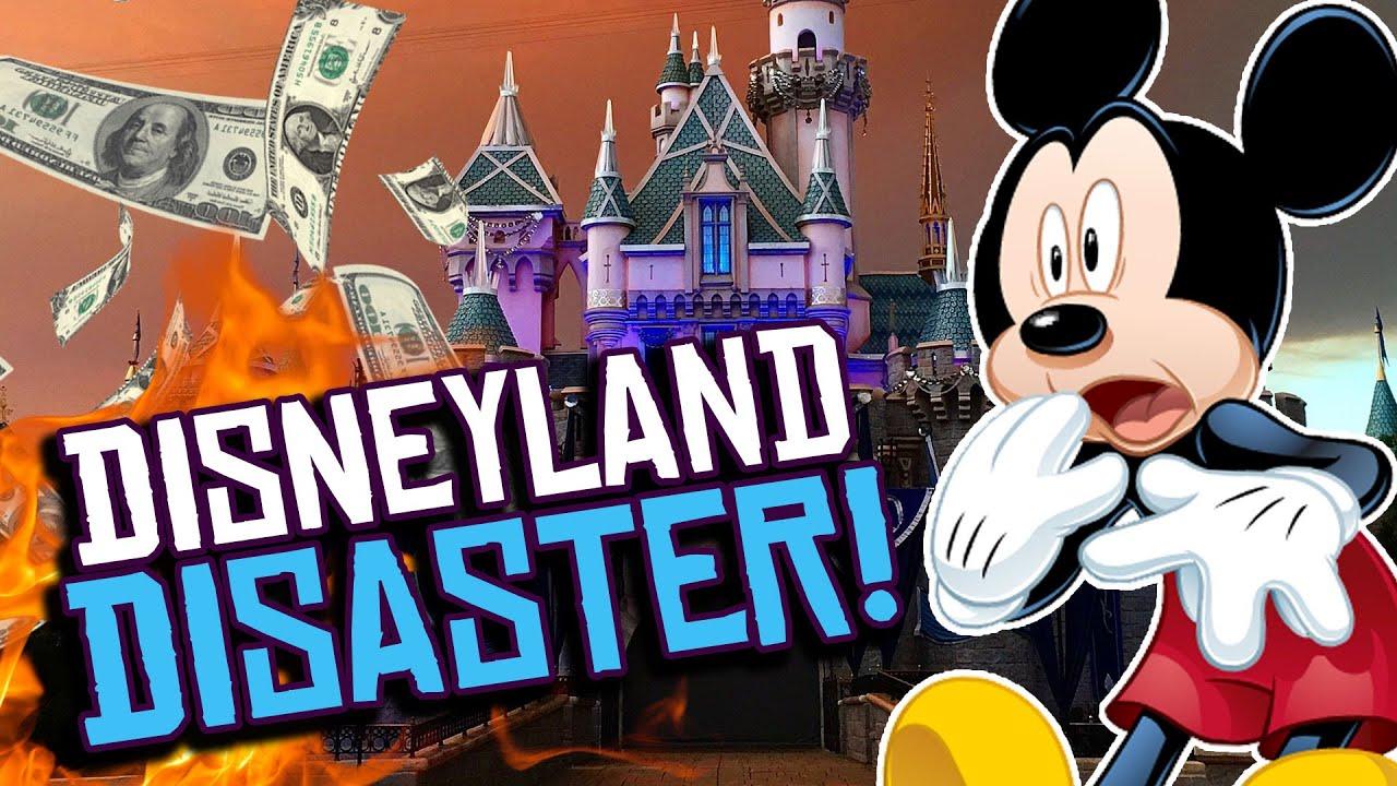 Disneyland may not be close to reopening