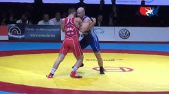 84 KG Bronze - Viktor Lorincz HUN vs Rami Hietaniemi FIN
