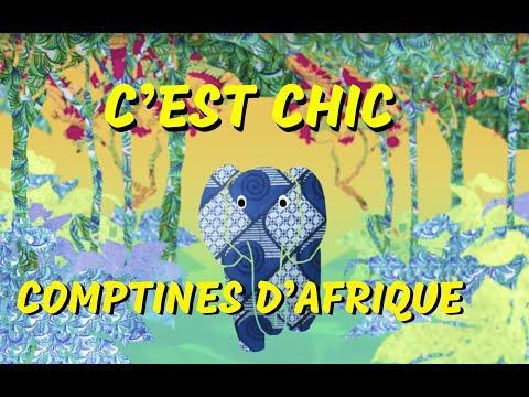 Les Comptines africaines c'est chic ! - 45min de Comptines et Chansons pour les petits