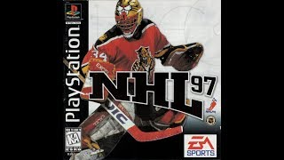 NHL 97 (PlayStation) New York Rangers vs. Toronto Maple Leafs