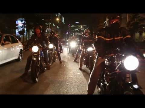 WE OWN THE NIGHT (Brisbane Cafe Racers)