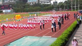 2013 Sacred Heart Canossian Kindergarden Games Day