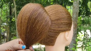 Very Easy & Simple Everyday Juda Hairstyle || Quick Party Hairstyle || Hair Style Girl ||