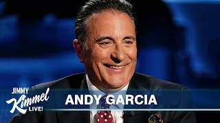 Andy Garcia Celebrates His 65th Birthday!