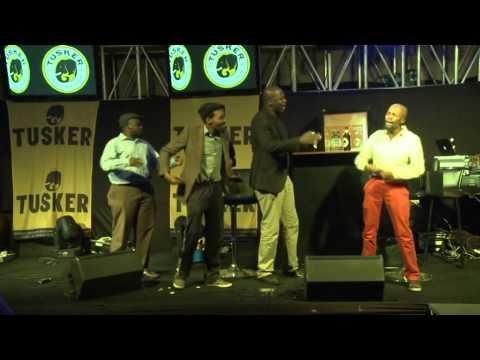 Tusker Team Kenya 2015