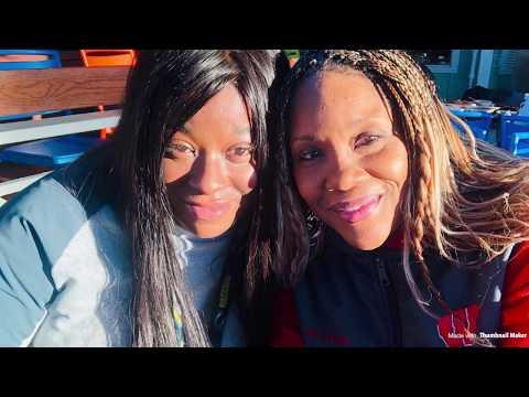 Bahama Breeze Caribbean Restaurant In Atlanta With My Sister KeKe & Family