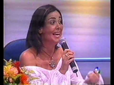 virginia novik - programa raul gil - YouTube