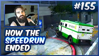 Softlock into a 3 Minute Personal Best - How The Speedrun Ended (GTA V) - #155
