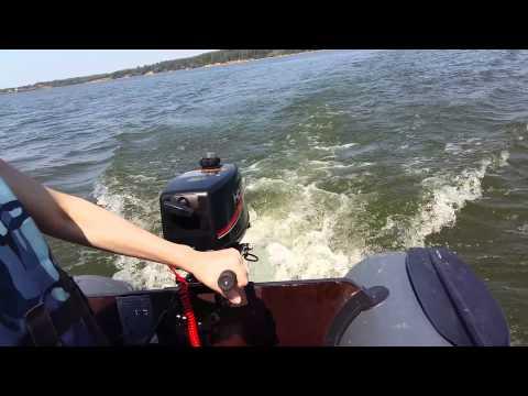 моторные лодки и моторы hdx