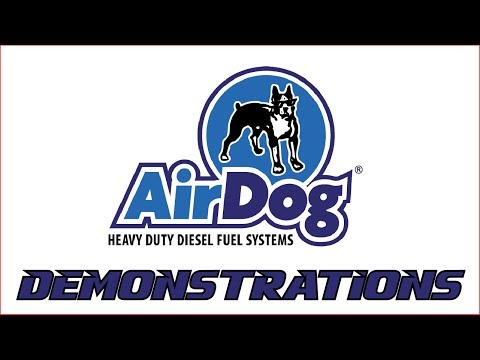 Save Fuel, Save Money - with AirDog