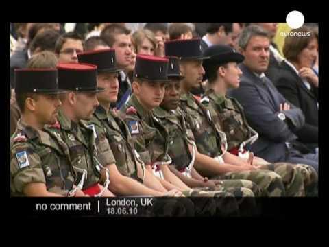 Sarkozy at the BBC - no comment