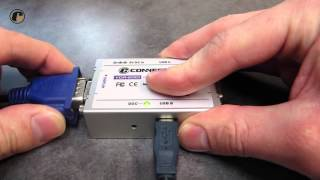How to Setup a VGA Emulator