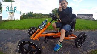 четырехколесные велосипеды видео
