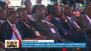 The magic of devolution is in service delivery - DP Ruto thumbnail