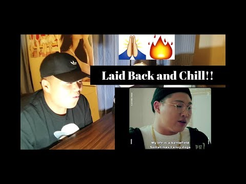 Swings(스윙스) - Clock Out (Feat. Jay Park, Crush)Reaction!! Swings with them Laid Back Bars!! Heat!