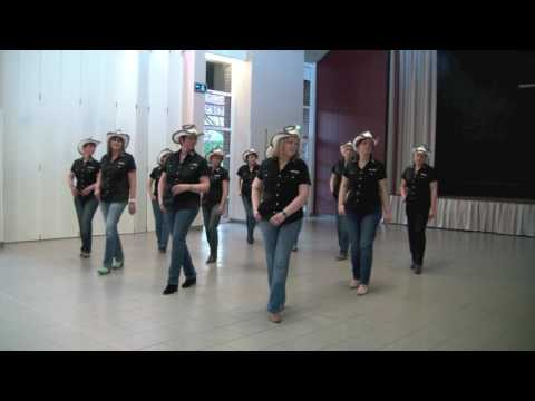DRINKING PROBLEM  NEW SPIRIT OF COUNTRY DANCE  line dance