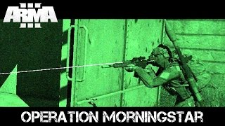 Operation Morningstar part 1 - ArmA 3 Delta Force Gameplay