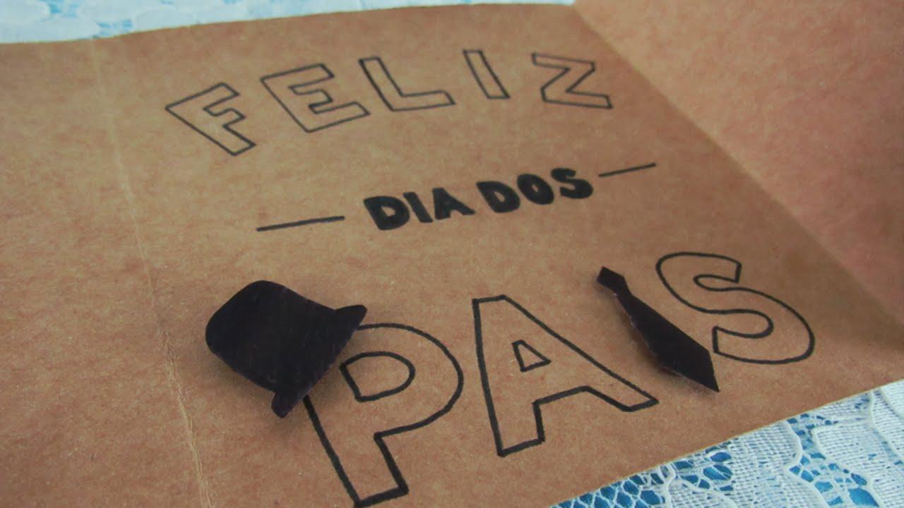 13 de agosto - Presentes criativos para os pais