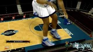 NBA 2K13 - Trying to play with a 60 feet-tall Shaq