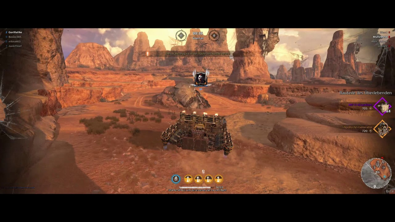 Sethioz Industries Official Blog: Crossout (game) is full of