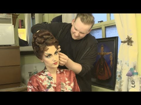 The Art of the Wig | The Phantom of the Opera on Broadway