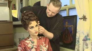 The Art of the Wig   The Phantom of the Opera on Broadway