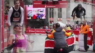 Scotiabank Toronto Waterfront Marathon - Where The World Comes To Race