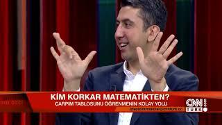 Abdulkadir Özbek& 39 ten 4 Dakikada Çarpım Tablosu