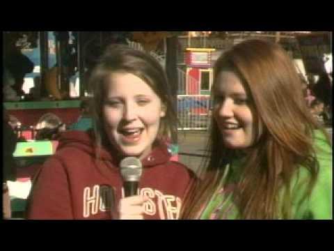 Kristina Hill & Friend, Dixie Classic Fair 2010, W...