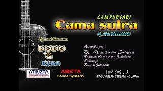Live Streaming Cs Cama Sutra - Abeta Sound System - Pernikahan Dodo & Ryea - Rab