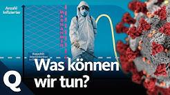 Corona: Können wir die Pandemie nicht schneller stoppen? | Quarks exklusiv
