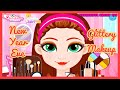 New Year Eve Glittery Makeup- Fun Online Fashion Makeover Games for Girls Teens