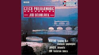 """Symphony No. 6, H. 343, """"Fantaisies symphoniques"""": II. Poco Allegro"""
