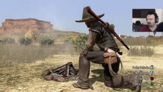 Red Dead Redemption: The Redux playthrough pt66 - Side Questin' For An Outfit